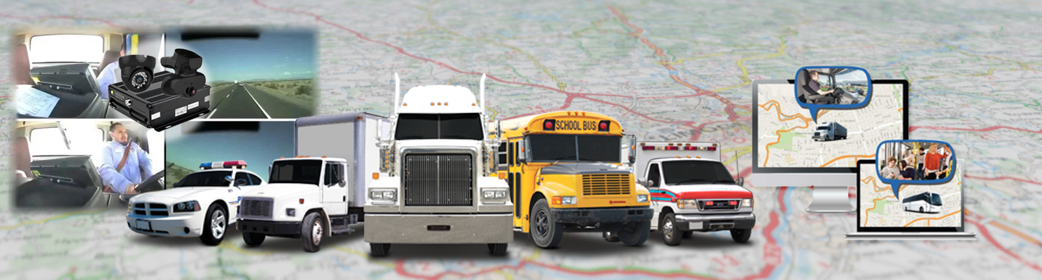 Ace Fleet Manager's GPS Tracking Solutions for CA TRU Systems